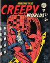 Cover for Creepy Worlds (Alan Class, 1962 series) #117