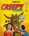 Cover for Creepy Worlds (Alan Class, 1962 series) #126