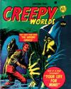 Cover for Creepy Worlds (Alan Class, 1962 series) #146