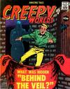 Cover for Creepy Worlds (Alan Class, 1962 series) #147