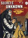 Cover for Secrets of the Unknown (Alan Class, 1962 series) #24