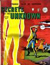 Cover for Secrets of the Unknown (Alan Class, 1962 series) #107