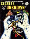 Cover for Secrets of the Unknown (Alan Class, 1962 series) #115