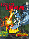 Cover for Secrets of the Unknown (Alan Class, 1962 series) #122