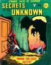 Cover for Secrets of the Unknown (Alan Class, 1962 series) #143