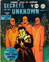 Cover for Secrets of the Unknown (Alan Class, 1962 series) #145