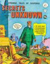 Cover for Secrets of the Unknown (Alan Class, 1962 series) #163