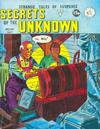 Cover for Secrets of the Unknown (Alan Class, 1962 series) #165