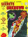 Cover for Secrets of the Unknown (Alan Class, 1962 series) #167