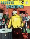 Cover for Secrets of the Unknown (Alan Class, 1962 series) #187