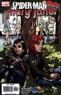 Cover Thumbnail for Spider-Man Loves Mary Jane (Marvel, 2006 series) #6