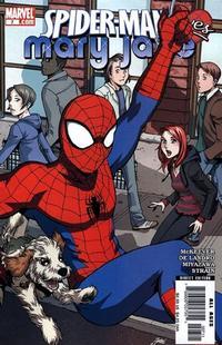 Cover Thumbnail for Spider-Man Loves Mary Jane (Marvel, 2006 series) #7
