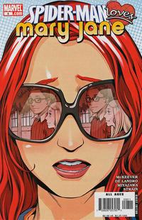 Cover Thumbnail for Spider-Man Loves Mary Jane (Marvel, 2006 series) #8