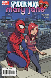Cover Thumbnail for Spider-Man Loves Mary Jane (Marvel, 2006 series) #10