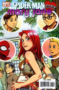 Cover Thumbnail for Spider-Man Loves Mary Jane (Marvel, 2006 series) #11