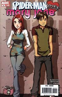 Cover Thumbnail for Spider-Man Loves Mary Jane (Marvel, 2006 series) #12