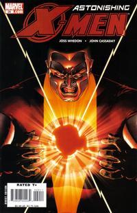 Cover Thumbnail for Astonishing X-Men (Marvel, 2004 series) #20 [Colossus Cover]