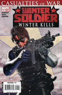 Cover Thumbnail for Winter Soldier: Winter Kills (Marvel, 2007 series) #1