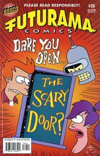 Cover Thumbnail for Bongo Comics Presents Futurama Comics (Bongo, 2000 series) #28