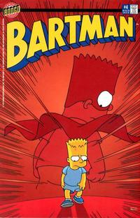 Cover Thumbnail for Bartman (Bongo, 1993 series) #4