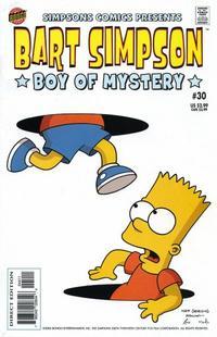 Cover Thumbnail for Simpsons Comics Presents Bart Simpson (Bongo, 2000 series) #30