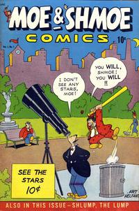 Cover Thumbnail for Moe & Shmoe (D.S. Publishing, 1948 series) #1