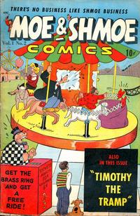 Cover Thumbnail for Moe & Shmoe (D.S. Publishing, 1948 series) #2
