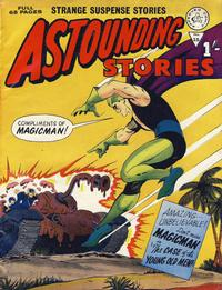 Cover Thumbnail for Astounding Stories (Alan Class, 1966 series) #25
