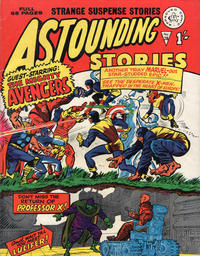Cover Thumbnail for Astounding Stories (Alan Class, 1966 series) #28
