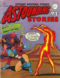 Cover Thumbnail for Astounding Stories (Alan Class, 1966 series) #30