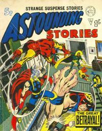 Cover Thumbnail for Astounding Stories (Alan Class, 1966 series) #76