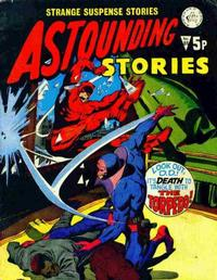 Cover Thumbnail for Astounding Stories (Alan Class, 1966 series) #81