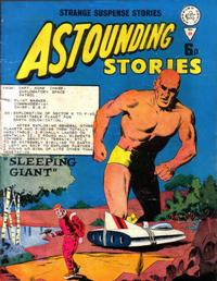 Cover Thumbnail for Astounding Stories (Alan Class, 1966 series) #88