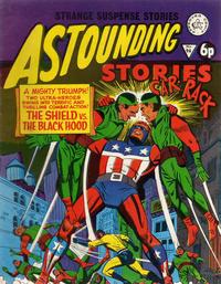 Cover Thumbnail for Astounding Stories (Alan Class, 1966 series) #94