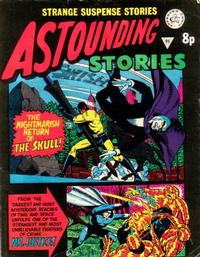 Cover Thumbnail for Astounding Stories (Alan Class, 1966 series) #95