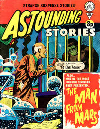 Cover Thumbnail for Astounding Stories (Alan Class, 1966 series) #100