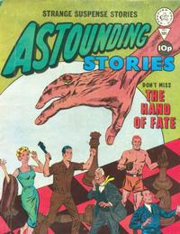 Cover Thumbnail for Astounding Stories (Alan Class, 1966 series) #101
