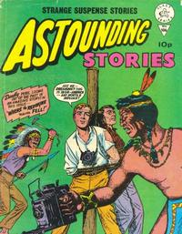 Cover Thumbnail for Astounding Stories (Alan Class, 1966 series) #106