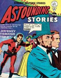 Cover Thumbnail for Astounding Stories (Alan Class, 1966 series) #107