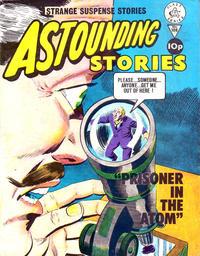 Cover Thumbnail for Astounding Stories (Alan Class, 1966 series) #108