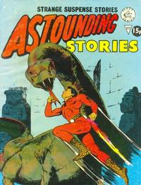 Cover Thumbnail for Astounding Stories (Alan Class, 1966 series) #117