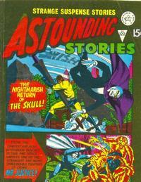 Cover Thumbnail for Astounding Stories (Alan Class, 1966 series) #122