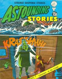 Cover Thumbnail for Astounding Stories (Alan Class, 1966 series) #128