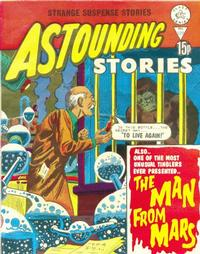 Cover Thumbnail for Astounding Stories (Alan Class, 1966 series) #129