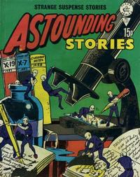 Cover Thumbnail for Astounding Stories (Alan Class, 1966 series) #137