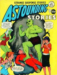 Cover Thumbnail for Astounding Stories (Alan Class, 1966 series) #144