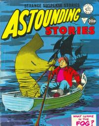 Cover Thumbnail for Astounding Stories (Alan Class, 1966 series) #145
