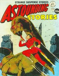 Cover Thumbnail for Astounding Stories (Alan Class, 1966 series) #146