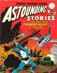 Cover Thumbnail for Astounding Stories (Alan Class, 1966 series) #148