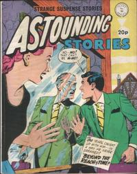 Cover Thumbnail for Astounding Stories (Alan Class, 1966 series) #151